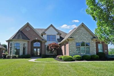 Liberty Twp OH Single Family Home For Sale: $639,900