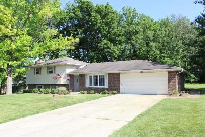 Fairfield Single Family Home For Sale: 1475 Evalie Drive