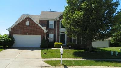 Butler County Single Family Home For Sale: 6243 Mill Creek Court