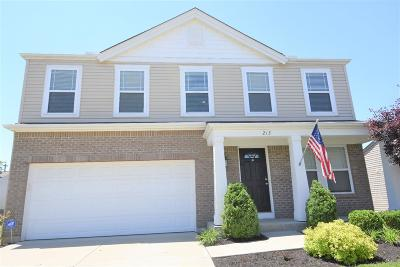 Butler County Single Family Home For Sale: 213 Day Place