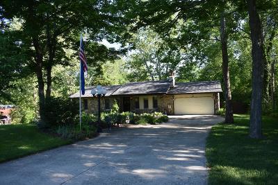 Preble County Single Family Home For Sale: 7709 Lenrose Road