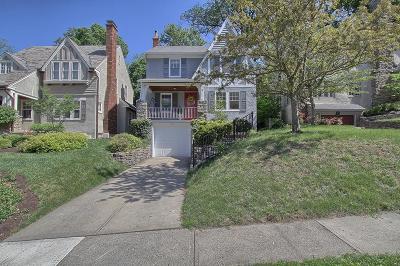 Hamilton County Single Family Home For Sale: 3226 Glengyle Avenue