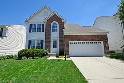 Warren County Single Family Home For Sale: 5224 Appaloosa Circle