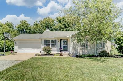 Warren County Single Family Home For Sale: 8918 Waynes Way