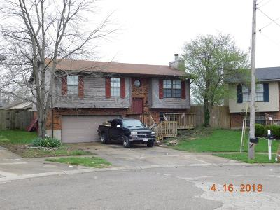 Butler County Single Family Home For Sale: 2627 Worchester