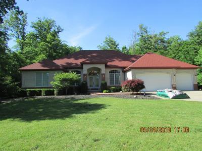 Warren County Single Family Home For Sale: 6430 Flint Trail