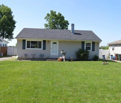 Butler County Single Family Home For Sale: 4200 Helton Drive