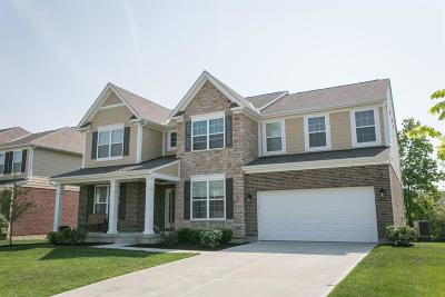 Mason Single Family Home For Sale: 7136 Middleton Way