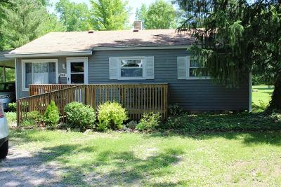 Clermont County Single Family Home For Sale: 5958 Deerfield Road