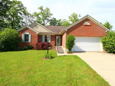 Clermont County Single Family Home For Sale: 5811 Whitecat Court