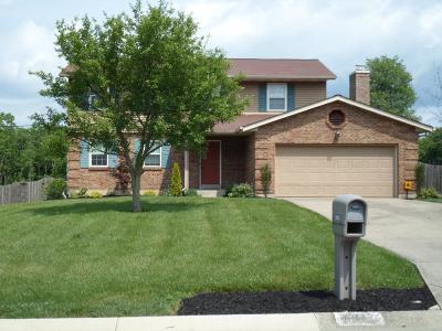 Butler County Single Family Home For Sale: 5912 Country View Drive
