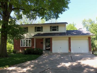 Cincinnati Single Family Home For Sale: 2324 Whitewood