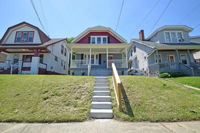 Norwood Single Family Home For Sale: 2317 Glenside Avenue