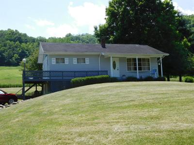 Brown County Single Family Home For Sale: 9348 St Rt 41