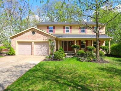 Hamilton County Single Family Home For Sale: 10686 Deershadow Lane