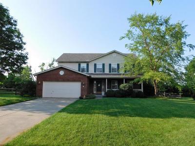 Mason Single Family Home For Sale: 5442 Greenhouse Drive