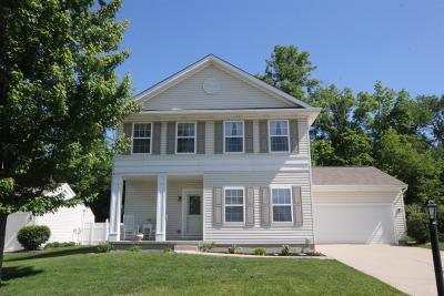 Lebanon Single Family Home For Sale: 424 North Church Drive
