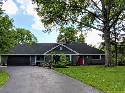 Single Family Home For Sale: 8808 Raiders Run Road