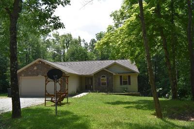 Highland County Single Family Home For Sale: 12236 Mallard Drive
