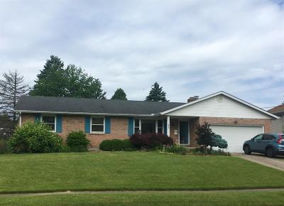 Hamilton Single Family Home For Sale: 9 Mary Jane Drive