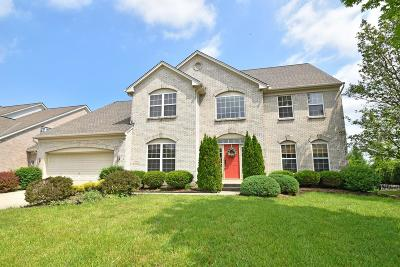 Deerfield Twp. Single Family Home For Sale: 5826 Squires Gate Drive