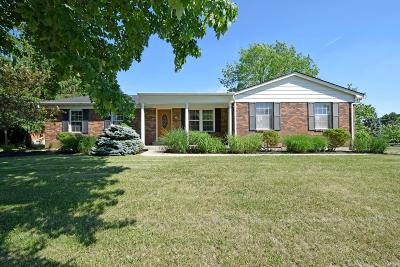 Single Family Home For Sale: 3333 Braewood Drive