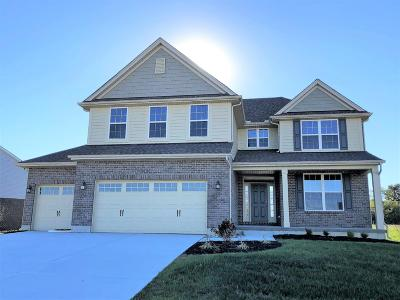 Liberty Twp Single Family Home For Sale: 5311 Snow Valley Lane #AT28B