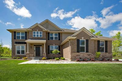 Liberty Twp Single Family Home For Sale: 5303 Woodview Way #AT-9