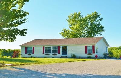 Wayne Twp OH Single Family Home For Sale: $97,500