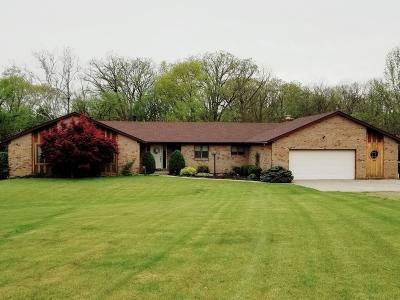 Ross Twp Single Family Home For Sale: 1843 Black Road
