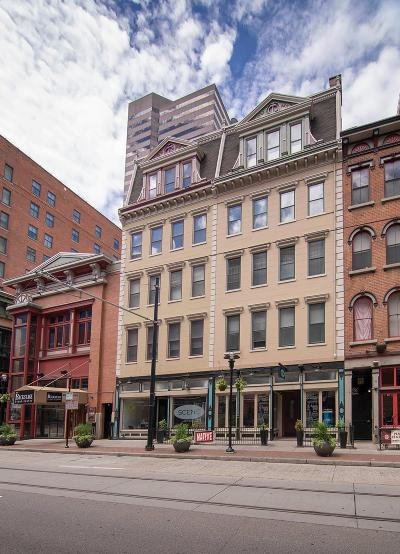 Cincinnati Condo/Townhouse For Sale: 637 Walnut Street #7