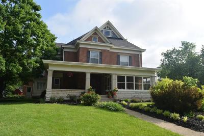 Oxford Single Family Home For Sale: 5990 Contreras Road