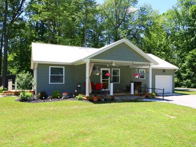Highland County Single Family Home For Sale: 7081 Woodland Trail