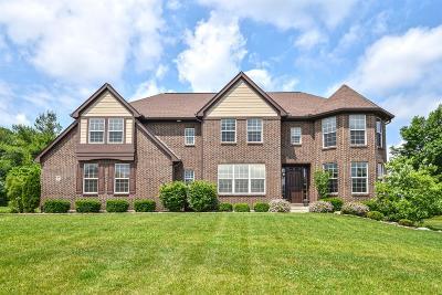 Mason Single Family Home For Sale: 4769 Saddletop Ridge Lane