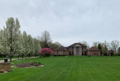 Turtle Creek Twp Single Family Home For Sale: 3291 Golden Fox Trail