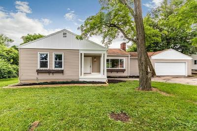 Butler County Single Family Home For Sale: 337 Lebanon Street