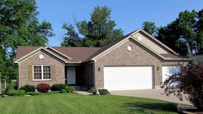 Brown County Single Family Home For Sale: 2 Creek Cove