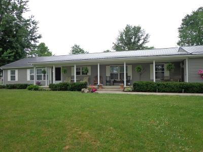 Adams County, Brown County, Clinton County, Highland County Single Family Home For Sale: 290 Rose Avenue