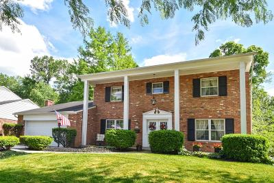 Single Family Home For Sale: 5251 Autumnwood Drive
