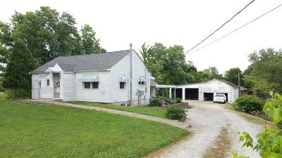 Lawrenceburg Single Family Home For Sale: 5472 St Rt 48
