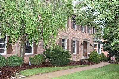 West Chester Single Family Home For Sale: 8214 Grey Fox Drive