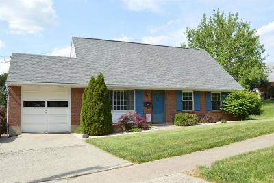 Single Family Home For Sale: 3736 Nightingale Drive