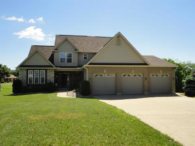 Harrison Twp Single Family Home For Sale: 11180 Carolina Ridge