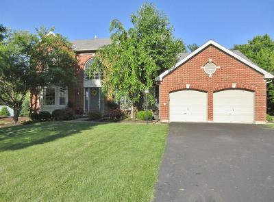 Mason OH Single Family Home For Sale: $345,000