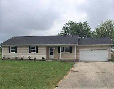 Highland County Single Family Home For Sale: 10056 Wolfe Road