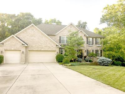 Liberty Twp Single Family Home For Sale: 6476 Winding Oaks Drive