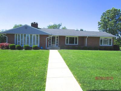 West Union OH Single Family Home For Sale: $234,900