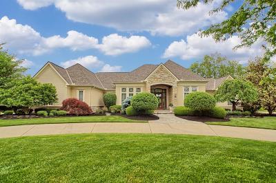 Mason Single Family Home For Sale: 4881 Tillinghast Court