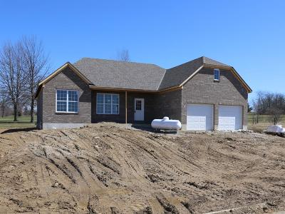 Liberty Twp Single Family Home For Sale: 5888 Golden Bell Way