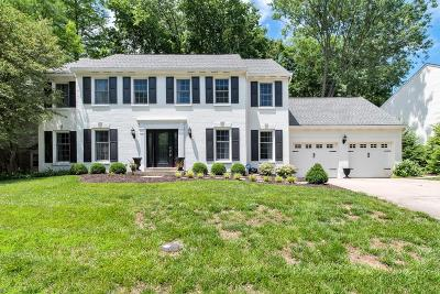 Single Family Home For Sale: 7911 Ashley View Drive